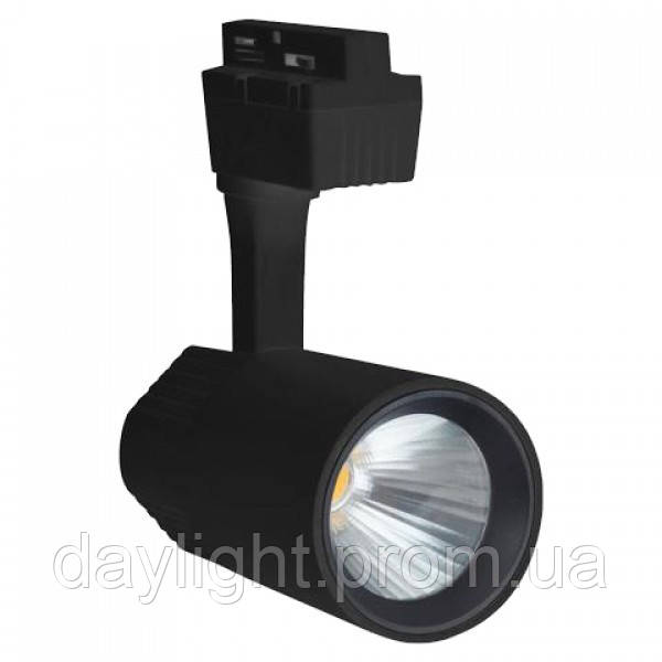 Светодиодный светильник трековый VARNA-20 20W черный