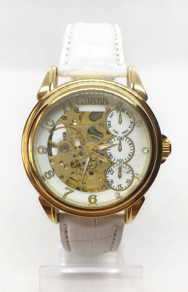 Мужские механические наручные часы