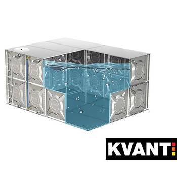 Модульная емкость для жидкости KVANT Alfa