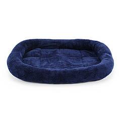 Лежак для домашних животных Hoopet HY-1044 Dark Blue S лежанка