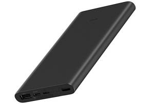 Power Bank Xiaomi Mi 3 10000mAh (VXN42253CN) Black Витрина, фото 2