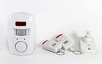Сенсорная сигнализация с датчиком движения и сиреной Sensor Alarm 105 белая