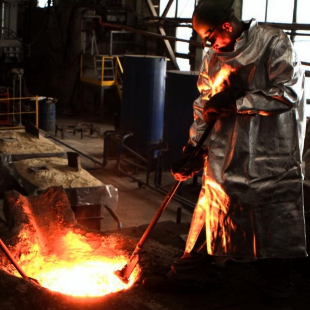 Украинское литье: черного металла