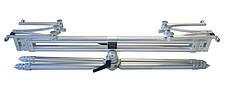 Род-Под Meccanica Vadese Nick 95 Evolution 4 Rods Black Tubes & Black Joints, фото 2