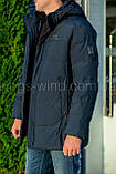 Зимняя мужская куртка Kings Wind W09, фото 3