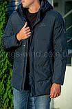 Зимняя мужская куртка Kings Wind W09, фото 5