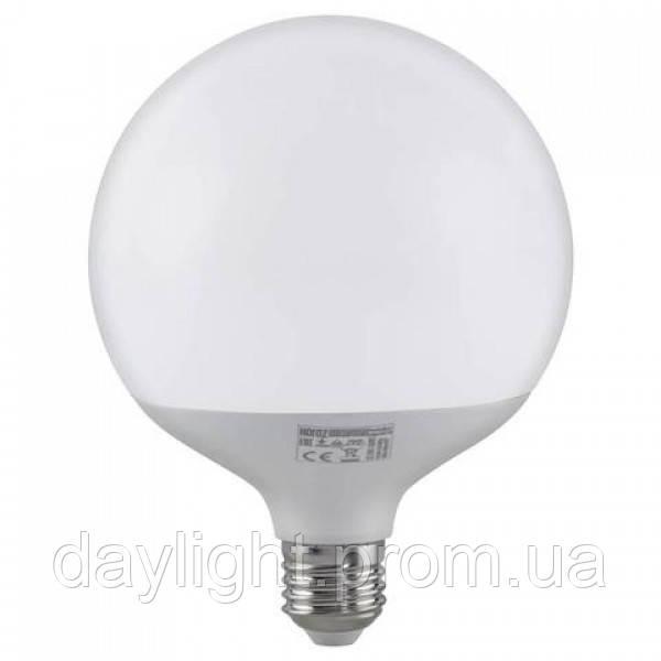 Светодиодная лампа GLOBE-20 20W E27 6400К
