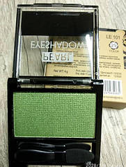 Тени для век LA ROSA MATTE Eyeshadow Professional Makeup одинарные LE-101 № 29п Зелёный