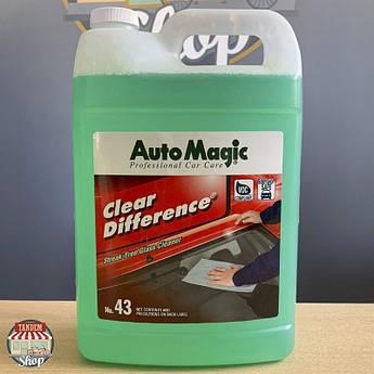 Склоочисник Auto Magic №43 Clear Difference, 3,785 л (1 галон)