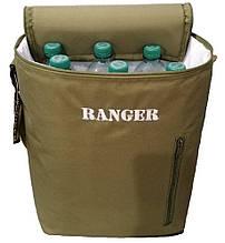 Термосумка для природы рыбалки пикника Ranger HB5-18Л объем 18 литров оливковый