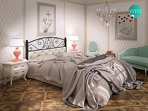 Металлическая кровать Астра. ТМ Тенеро