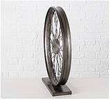 Настольные часы «Колесо Жизни» металл h52см, фото 2