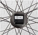 Настольные часы «Колесо Жизни» металл h52см, фото 6