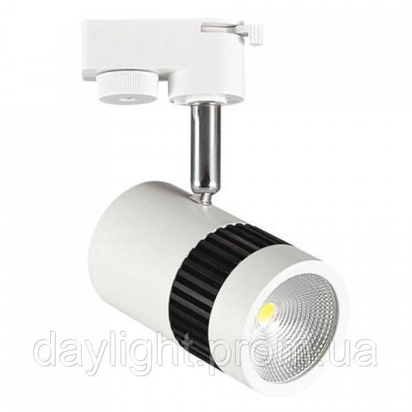 Светодиодный светильник трековый MILANO-13 13W белый