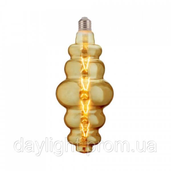 Светодиодная лампа Filament ORIGAMI 8W Е27 Amber