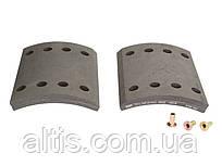 Тормозные накладки SAF 300x200
