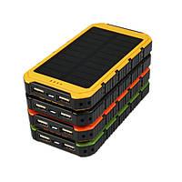 Солнечная батарея solar-power-bank-tyn-06 – подзарядка телефона без розетки