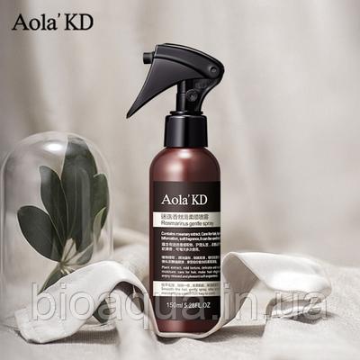 Разглаживающий спрей для волос Aola KD Rosmarinus Gentl Sprey с розмарином и кератином 150 ml
