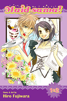Manga Maid-sama! (2-in-1 Edition), Vol. 1 (English language)