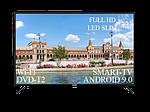 "Современный Телевизор Liberton 32"" Smart-TV/FullHD/DVB-T2/USB  Android 9.0, фото 4"