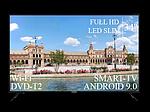 "Современный Телевизор Liberton 34"" Smart-TV/Full HD/DVB-T2/USB Android 9.0, фото 2"