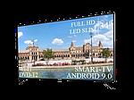 "Современный Телевизор Liberton 34"" Smart-TV/Full HD/DVB-T2/USB Android 9.0, фото 4"