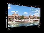 """Современный Телевизор Liberton 56"""" Smart-TV//DVB-T2/USB АДАПТИВНЫЙ UHD,4K/Android 9.0, фото 3"""