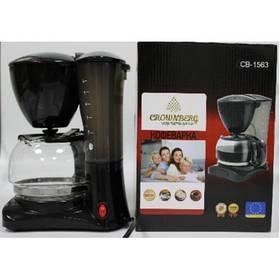 Крапельна кавоварка CROWNBERG CB 1563 800W