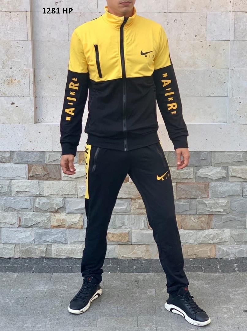 Стильный мужской спортивный костюм