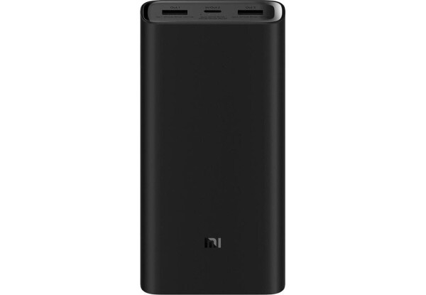 Power Bank Xiaomi Mi 3 Pro 20000mAh (VXN4254GL) Black Уценка