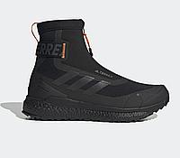 Оригинальные мужские кроссовки Adidas Terrex Free Hiker COLD.RDY Hiking Boots (FU7217), фото 1