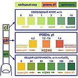 Альгекс, таблетки , поплавок - Химия для бассейна «Аква База 4в1» IntexPool 80500, для бассейнов до 366 (MINI, фото 7