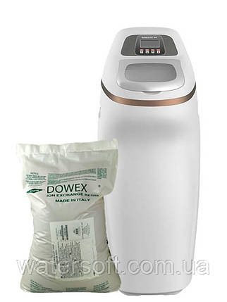Фільтр пом'якшення води RunLucky RL-R150L з засипанням Dowex, фото 2