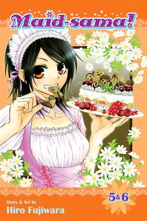 Manga Maid-sama! (2-in-1 Edition), Vol. 3 (English language)