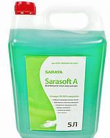Пенное антибактериальное мыло для рук Sarasoft A 5л