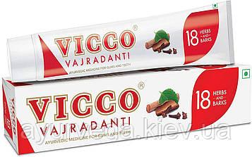 Зубная паста Викко Ваджраднти