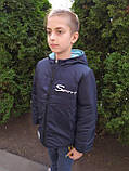 Двухсторонняя курточка на мальчика Бил, фото 4