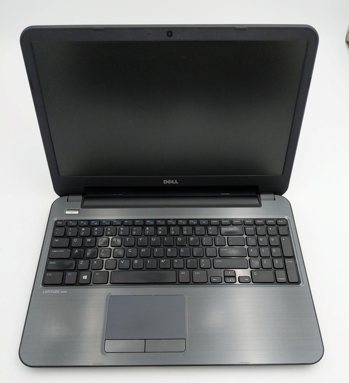 Б/У Dell Latitude 3540 15.6″ HD i3-4030U /DDR3 8 Gb /SSD  240 GbНет в наличии 3