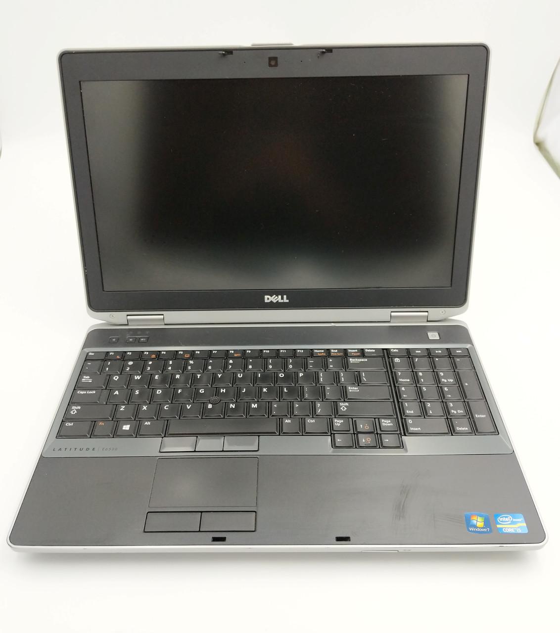 Б/У Dell Latitude E6530 15.6″ HD+  i5-3320M /DDR3 8 Gb /SSD  240Нет в наличии 3