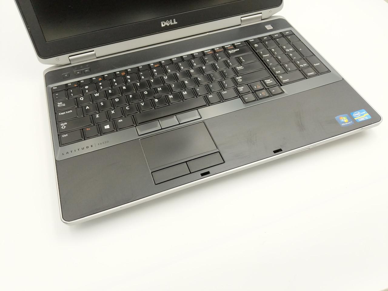 Б/У Dell Latitude E6530 15.6″ HD+  i5-3320M /DDR3 8 Gb /SSD  240Нет в наличии 4