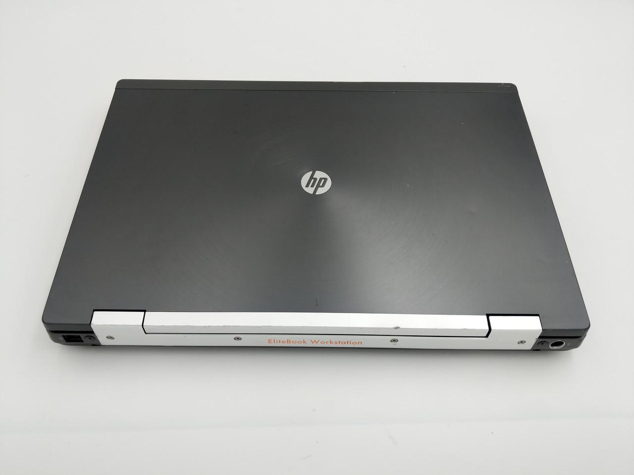 Б/У HP EliteBook 8560w 15.6″ HD+ i5-2540M /DDR3 8 Gb /SSD 240Gb Нет в наличии 6
