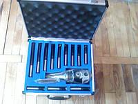 Головка расточная d 75мм, D расточки 12-120мм, хв-к 7:24-ISO40 (ГОСТ 25827 исп. 1) без ЧПУ, с к-том резцов, фото 1