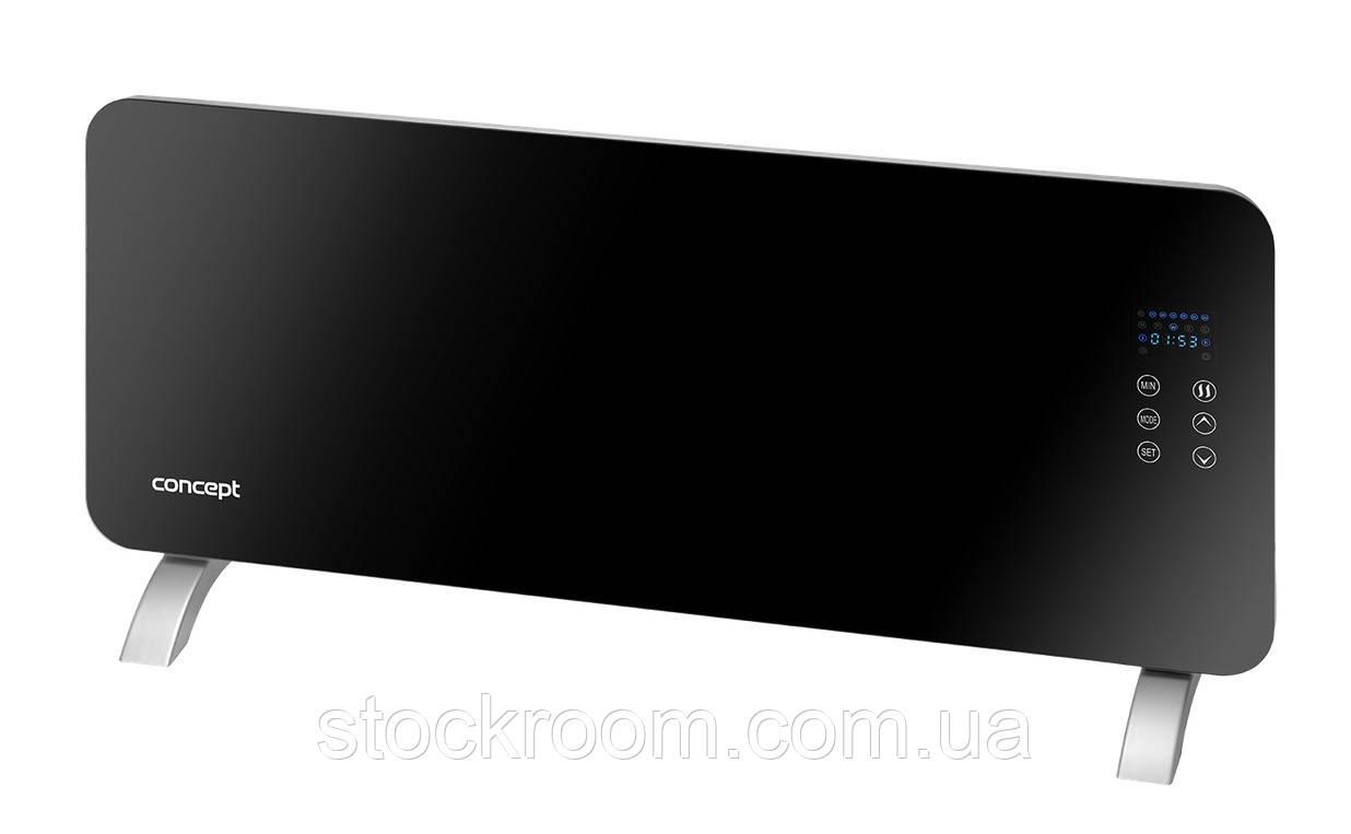 Конвектор электрический Concept KS 4010 black 2000 Вт