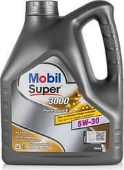 Моторное масло Mobil 3000  Formula FE 5W-30, кан 4л