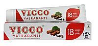 Аюрведическая зубная паста Vicco Vajradanti - Викко Ваджраданти, отбеливает и оздоравливает, 100 гр