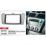 Переходная рамка Carav Toyota Solara (11-561), фото 4