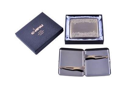 Портсигар в подарочной упаковке GVIPAI (20 шт) №XT-4984-2