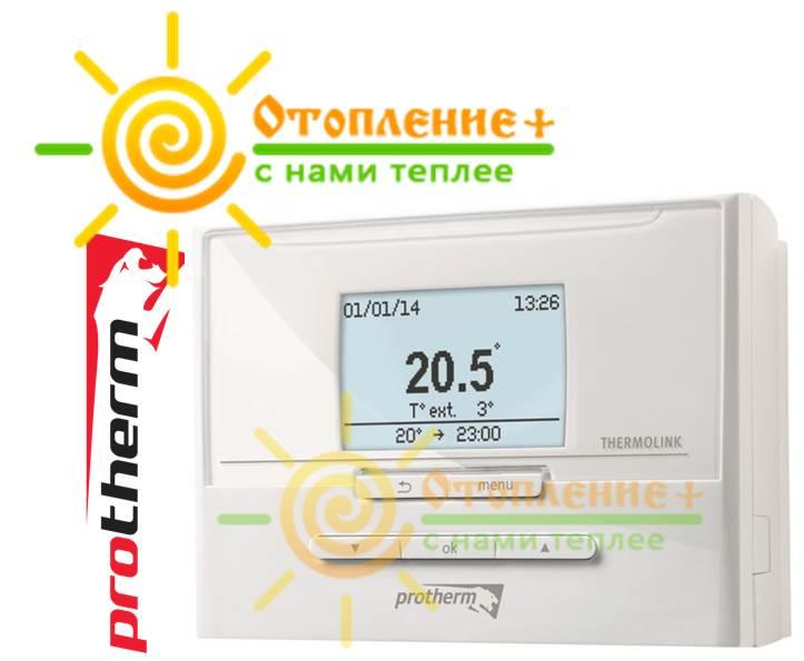 Комнатный регулятор температуры Protherm THERMOLINK P