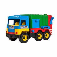 Машинка игрушечная Мусоровоз Middle Truck Tigres 39224