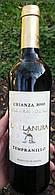 Вино красное La llanura La mancha Crianza 2010